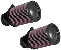 E-0658 K&N High Flow Air Filter fits AUDI R8 5.2 V10 (2 IN BOX) & HURACAN 15-