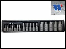 Werkzeug - Allen Key, Internal Hex Master Impact Socket Set - H2 - H22, Pro 4041