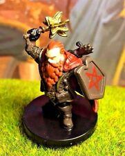 Dwarf Slaver D&D Miniature Dungeons Dragons pathfinder fighter cultist cleric Z