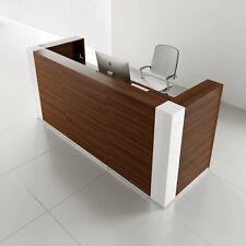 "Tera 97"" Reception Desk with Corners"