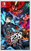Persona 5 Scramble The Phantom Strikers DLC Switch