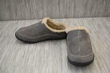 Sorel Falcon Ridge Slippers, Men's Size 9, Shale