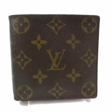 Louis Vuitton Monogram Bifold Multiple Slender Men's Wallet 871092
