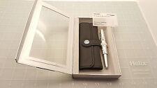 Judd's NEW Online Crystal Inspiration Silver Swarvoski Fountain Pen w/B Pen Case