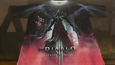Diablo 3 Reaper Of Souls / T-Shirt / Polyester - S, M, L, XL, XXL