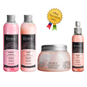 ETERNL HAIR GROWTH FULL THERAPY - SHAMPOO + CONDITIONER + MASK + SERUM