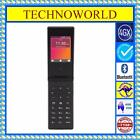 UNLOCKED TELSTRA FLIP 2 ZTE T21+4GX+3G+BIG BUTTON PHONE+BLUE TICK/RURAL/REGIONAL