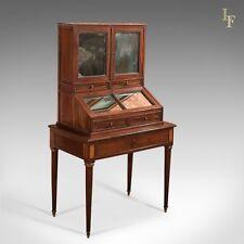 Antique Bonheur du Jour, Gamichon A Paris, Desk, Bureau