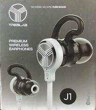 TREBLAB J1 Bluetooth Earbuds Best Noise Cancelling Wireless Headphones Sport Gym