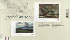 Canada 2005 Homer Watson Souvenir Sheet, #2110 Used
