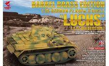 Asuka German Pz.Kpfw.II Ausf.L Luchs 4.Pz.DIV.Version 1:35 Bausatz Kit 35-039