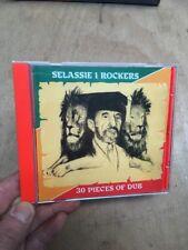 Selassie i Rockers-30 Pieces Of Dub CD JLCD 801 Jah Lion 2003 Business Records