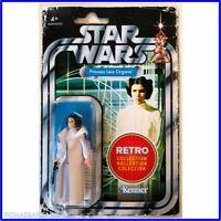 "Hasbro E6269 Kenner Retro Star Wars Princess Leia Organa 3.75"" Action Figure"