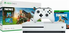 Microsoft Xbox One S 1TB Fortnite Bundle with 4K Ultra HD Blu-ray