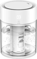 Humidifiers Top Fill Ultrasonic Air Humidifier for bedroom Baby Room 3L