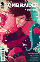 Tomb Raider Inferno #1 Dark Horse Comics 1st Print 2018 unread NM