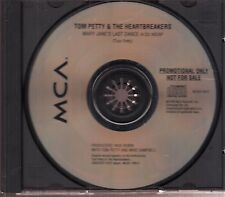 tom petty & the heartbreakers  mary jane's last dance cd limited edition