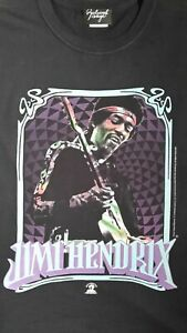 Jimi Hendrix Vest t-shirt - Black XL - Cut-off Sleeveless Hendrix T Shirt