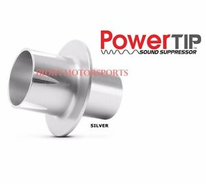 Two Brothers TBR M2 M5 M7 Powertip Quiet Sound Suppressor Insert Silver 005-P1-X