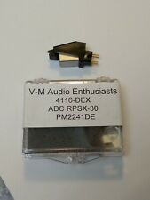 ADC PSX-20 P Mount Phono Cartridge With New Stylus
