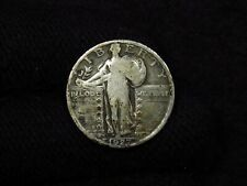 1927-S Standing Liberty Quarter 90% SILVER