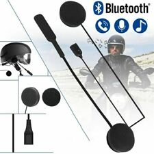 MH01 Motor Wireless Bluetooth Headset Motorcycle Helmet Earphone Headphone Dual