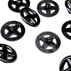 FOR NISSAN Hood-Insulator Insulation Pad Liner Clip 65846-30F00 Retainer Clamps