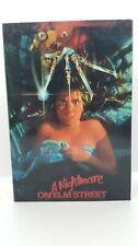 "NECA Nightmare on Elm Street 30th Ann Ultimate Freddy 7"" AF"