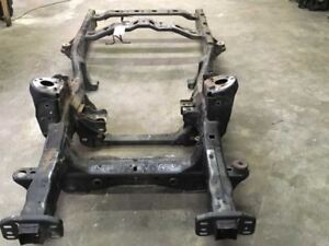 """07 08 FORD EXPEDITION 4X4 FRONT HALF FRAME SECTION 131"""" WB"""