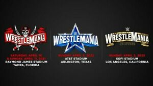 wrestlemania tickets 2022 including hotel package