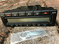 1996-99 Mercedes W210 E320 E430 E420 Digital Climate Control Unit A/C Heater