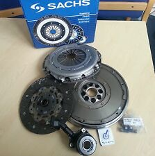 FOR FORD FOCUS CMAX 2.0 TDCi DUAL MASS FLYWHEEL CLUTCH KIT CSC RELEASE BEARING