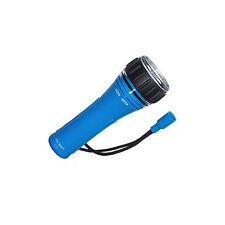Underwater Flashlight - 2 C Cells, Blue