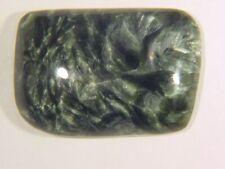 BUTW Russian Seraphinite free form polished cabochon specimen lapidary gem 4034C