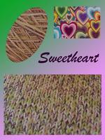 """Sockenwolle/Strumpfwolle """"Sweetheart"""""""
