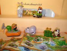 Baby Looney Tunes  Italien 2009 Safari Mini Gransorpresa mit allen BPZ