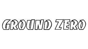 Ground Zero Outline Vinyl Decal Sticker Buy 2 Get 3 / Buy 3 Get 5 / Buy 5 Get 10