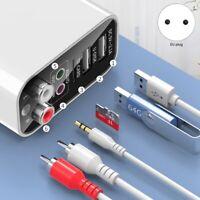 Bluetooth EmpfäNger Sender 2 im 1 Bluetooth 5.0 AUX Audio Adapter für TV Ko C4S8