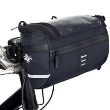 BTR Bike Handlebar Bicycle Bag & Bike Phone Holder & Cycling Accessory Storage