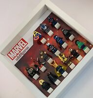 Minifigure Display Case Frame Lego Marvel AFOL minifigs figures