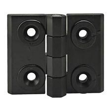 80/20 Inc 15, 40 Series Die-Cast 4 Hole-Adjustable Hinge Universal #12068 N