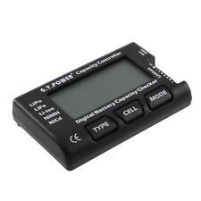 Li-lon Kapazit?t Tester Akku Tester Lipo Cell Meter LCD Display Messger?t FH