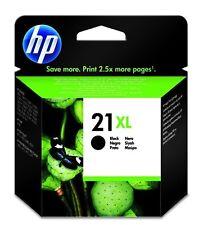 HP 21 XL Tintenpatrone  C9351CE Schwarz Black Neu