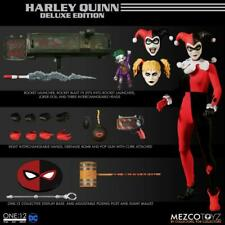 Mezco Toyz One:12 Collective Harley Quinn DC Deluxe Figure New