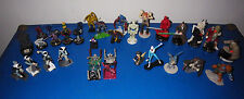 Lot of 34 Toys Toy Star Wars Figures Miscellaneous Figures Assorted Sizes Figure