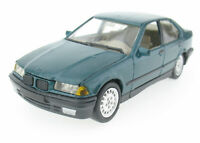 SOLIDO - BMW 325i Limousine grün metallic - 1:43 in OVP /Box E36 Modellauto 325