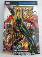 Thor Epic Collection: Worldengine TPB by Warren Ellis, William Messner-Loebs