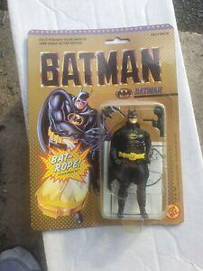 Batman The Movie ToyBiz carded figure (1989).