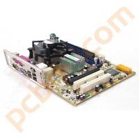 Intel DG41WV E90316-102 LGA775 Pentium E6700 + 4GB DDR3 Motherboard With IO