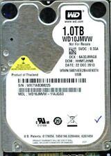 WD10JMVW-11AJGS3,  DCM:  HHMTJHNB  WESTERN DIGITAL USB3 1TB WX71